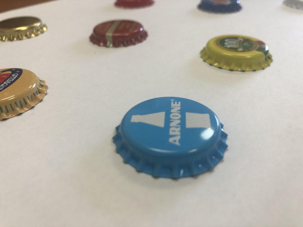 Tappi corona personalizzati